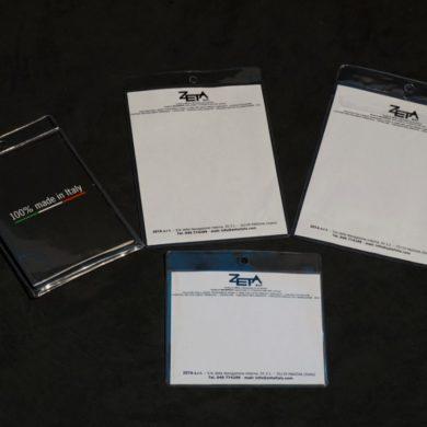 Warranty Card Holders