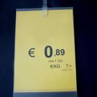 price holder