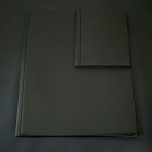 pvc customized proof book