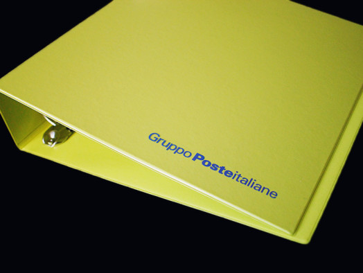 customized ring binder