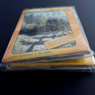 clear map sleeves