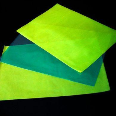 L shaped folders